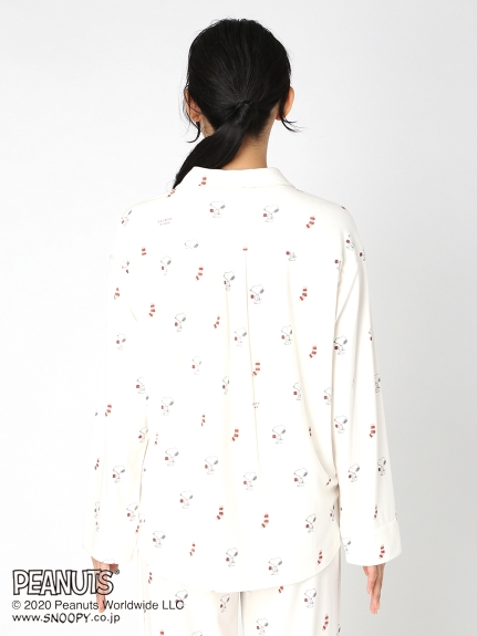 【PEANUTS】シャツ | PWCT205211