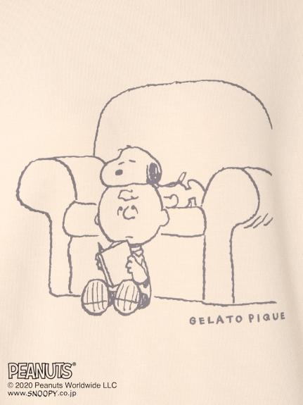 【PEANUTS】裏毛プルオーバー | PWCT205214