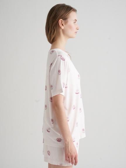 ホールケーキモチーフTシャツ   PWCT211237