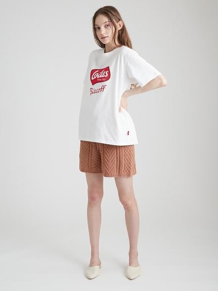 【Lotus】ワンポイントTシャツ | PWCT211247