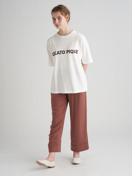 コットンロゴTシャツ | PWCT211312