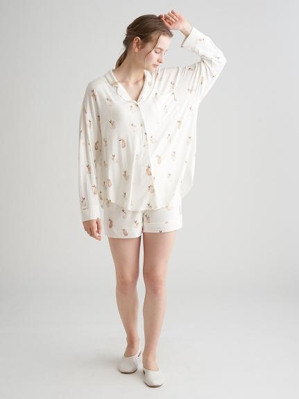 ラビットモチーフシャツ   PWCT211360