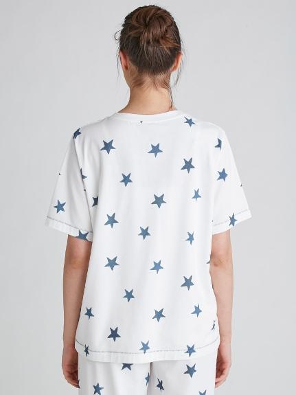 スターモチーフTシャツ | PWCT212200