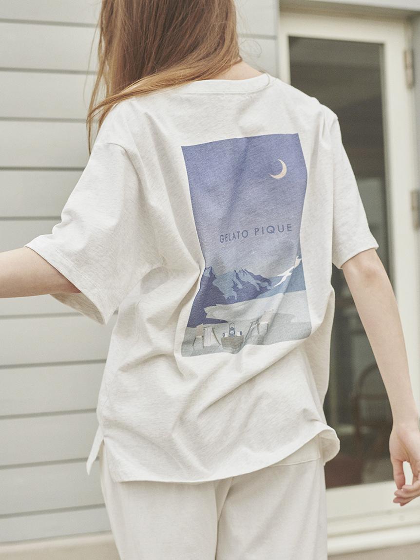 リゾートワンポイントTシャツ | PWCT212235