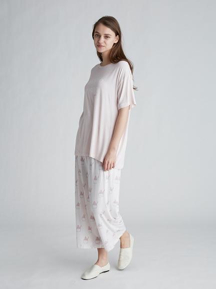 5モチーフワンポイントTシャツ   PWCT212282