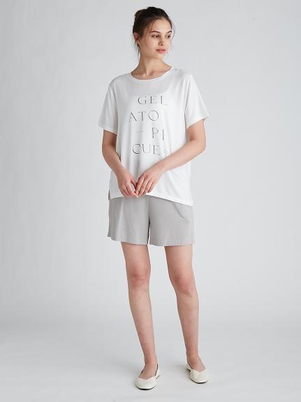 レーヨンロゴTシャツ | PWCT212333
