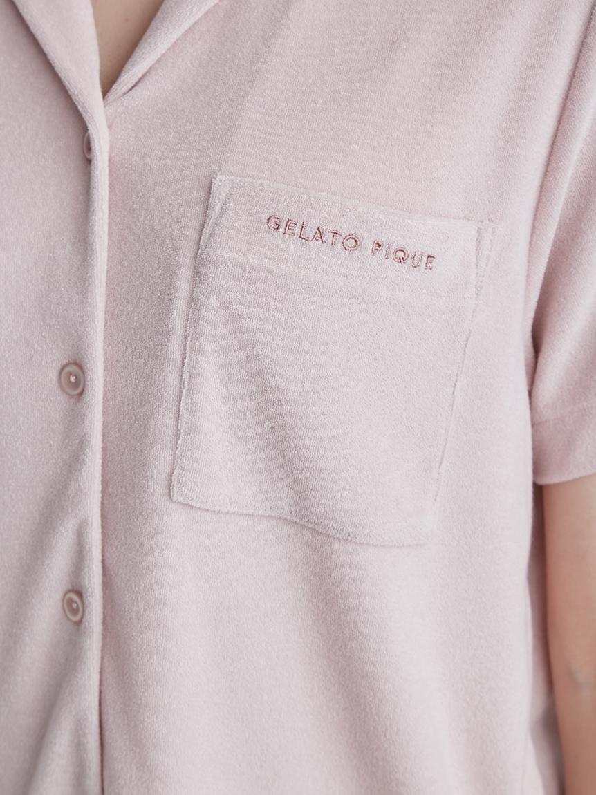 パイル半袖シャツ | PWCT214201