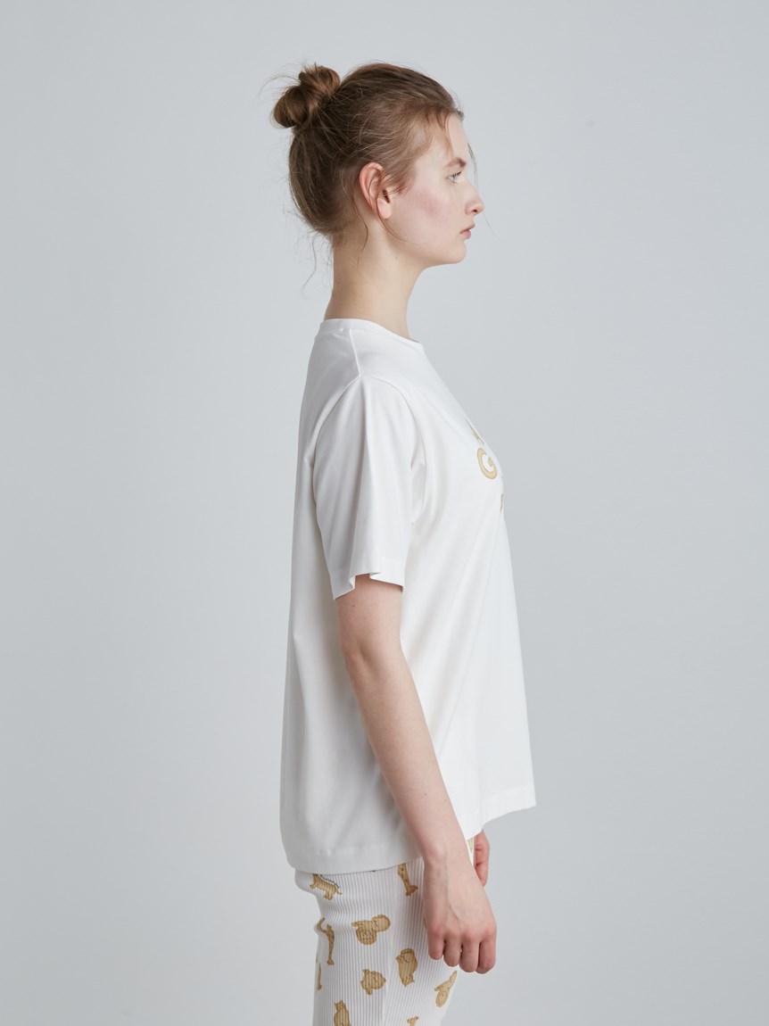 クッキーロゴTシャツ   PWCT214212