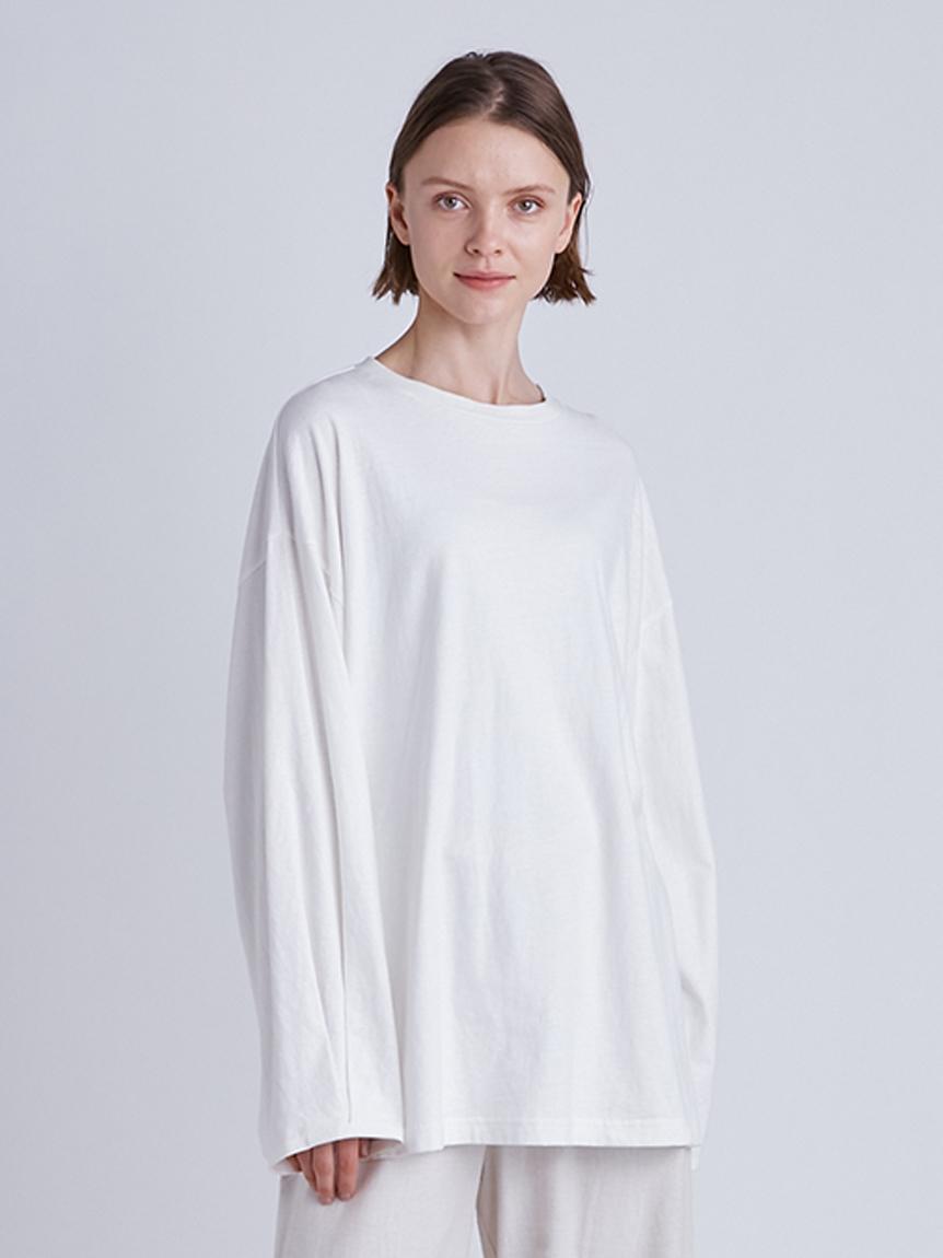 コットンロングTシャツ | PWCT214231