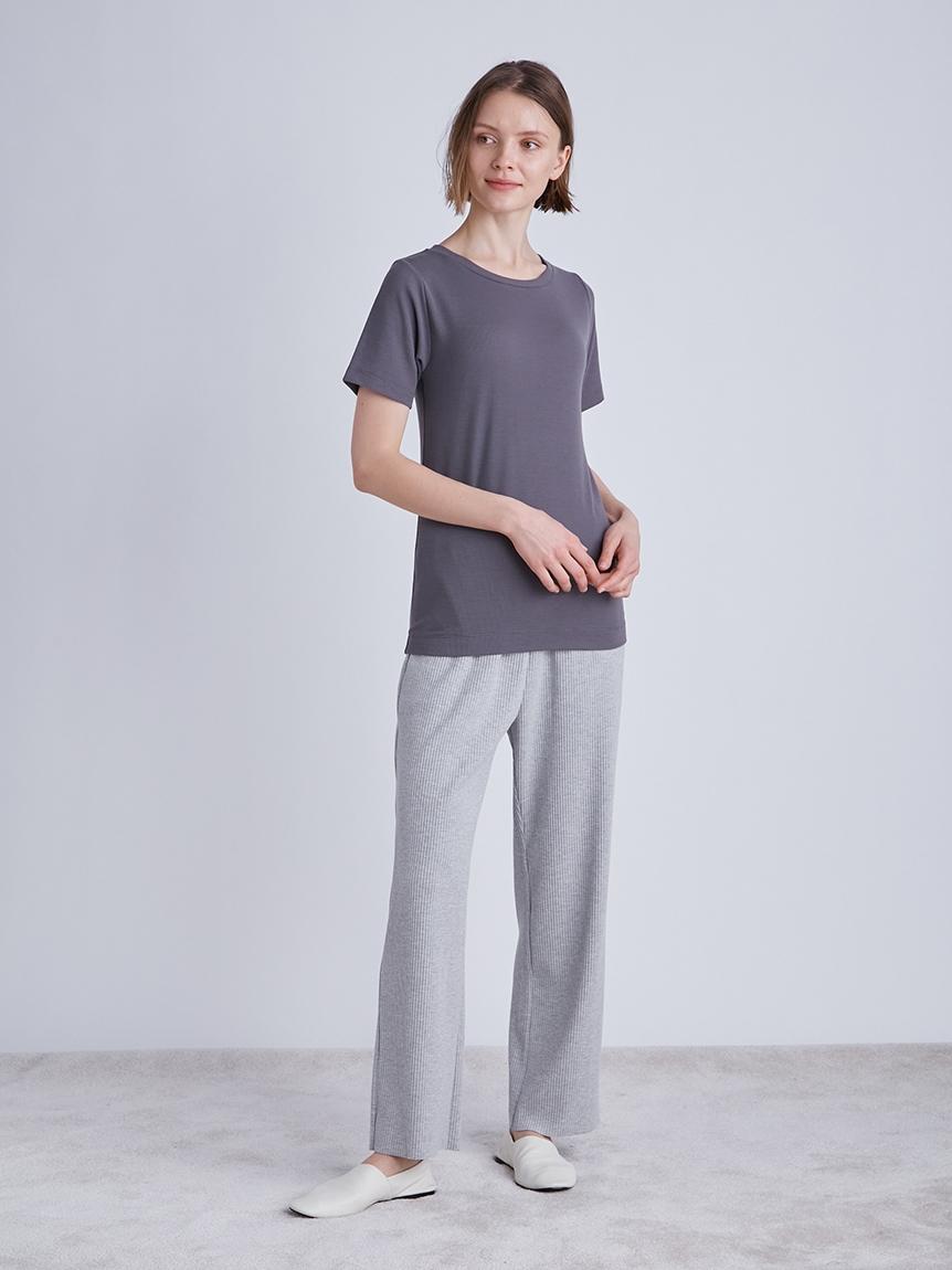 ワッフルTシャツ   PWCT214238