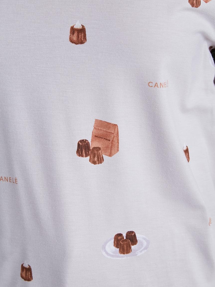 スイーツ3柄Tシャツ   PWCT214248