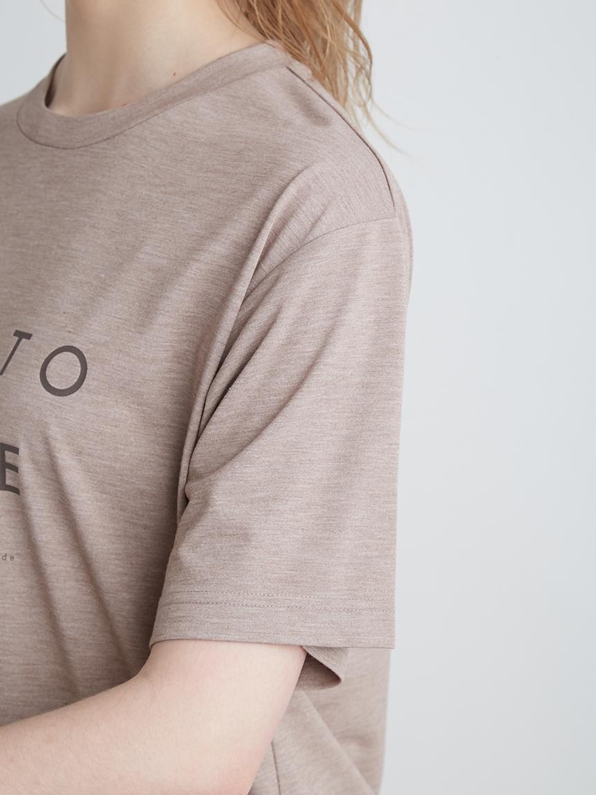 冷感ロゴTシャツ | PWCT214339