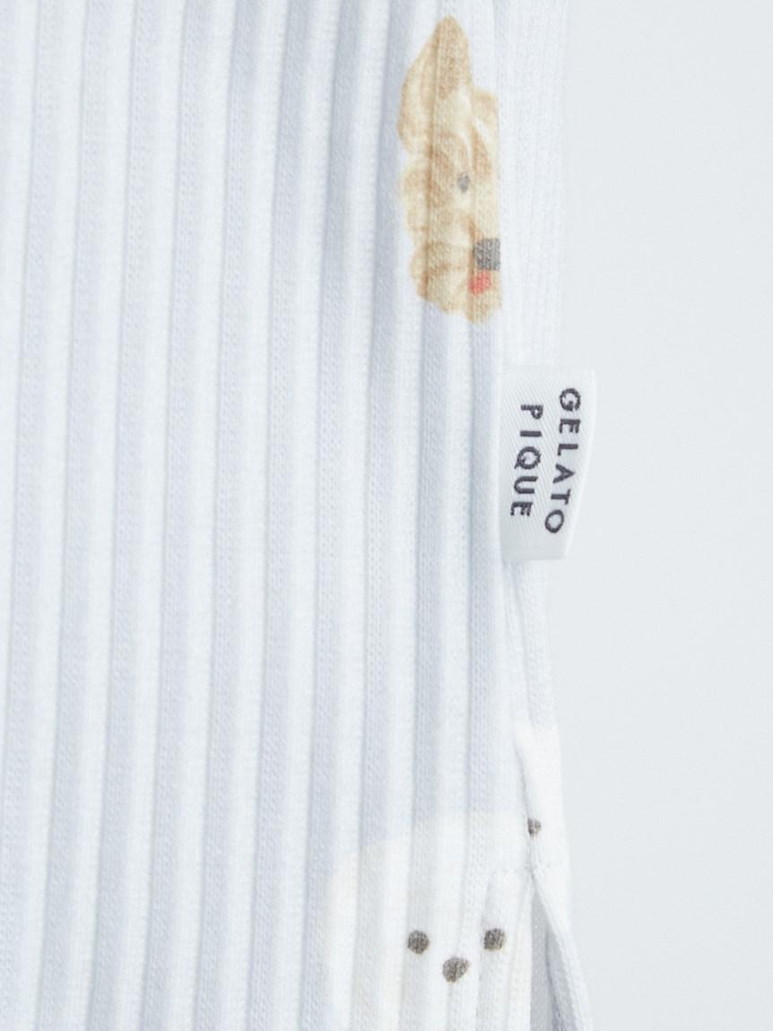 メレンゲドッグ柄プルオーバー   PWCT215260