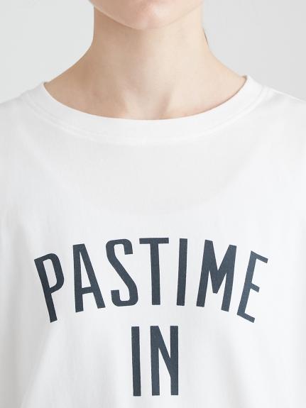 【ラッピング】ロゴスター柄ワンポイントTシャツ&ロングパンツSET | PWCT219120