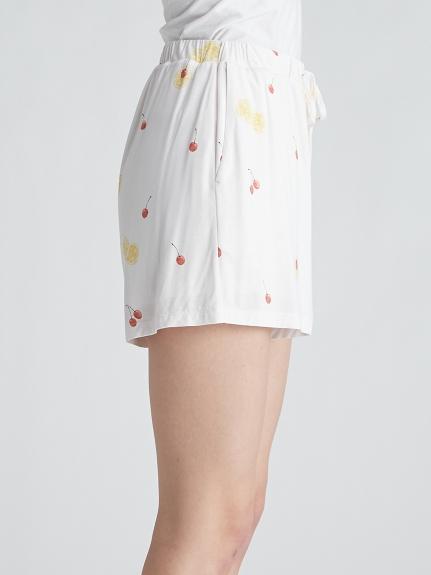 【ラッピング】フルーツ3柄Tシャツ&ショートパンツSET   PWCT219146