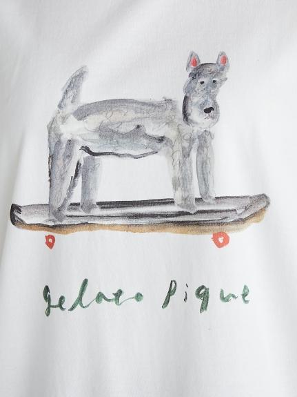 【ラッピング】サマーモチーフ柄Tシャツ&ショートパンツSET | PWCT219213