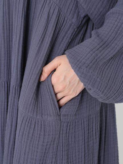 【ONLINE限定】トリプルガーゼマタニティティアードドレス | PWFO205264