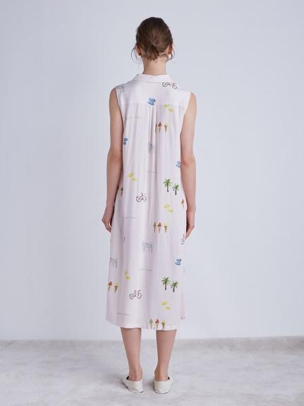 サマーモチーフドレス   PWFO212351