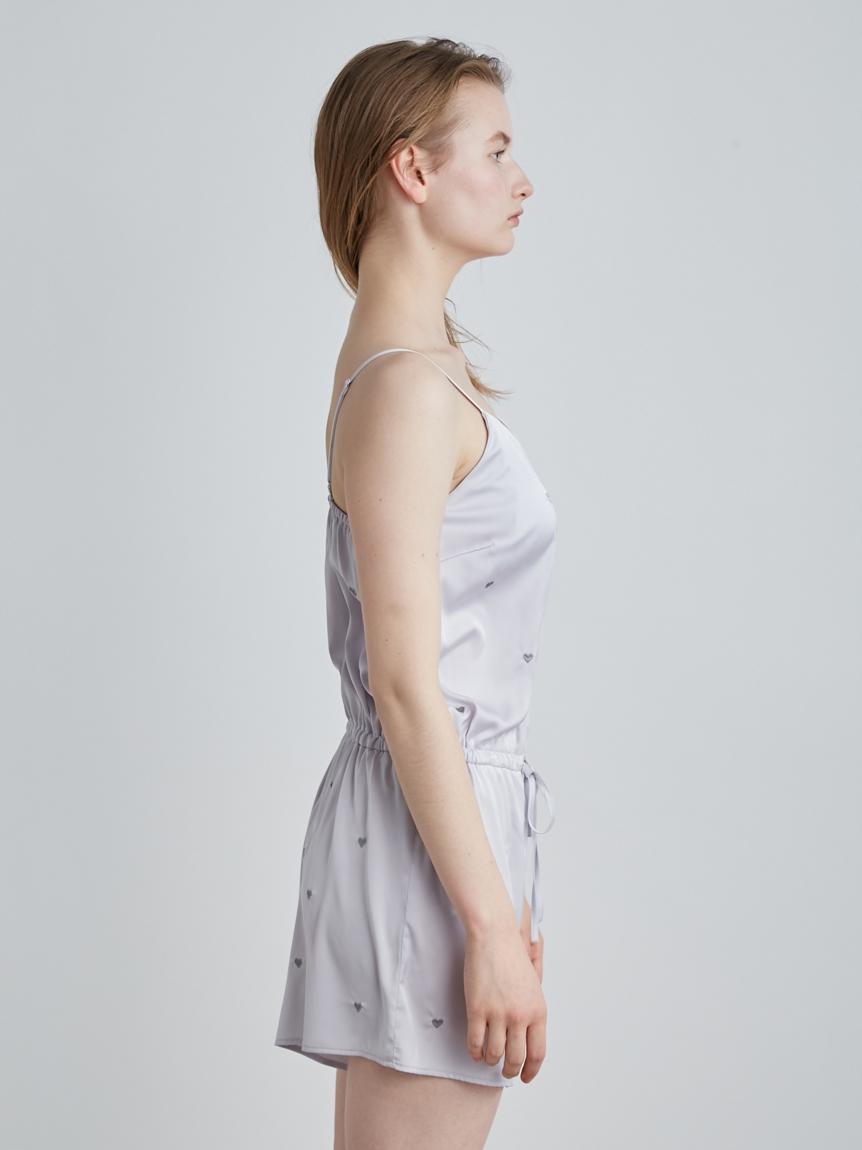 ハート刺繍オールインワン | PWFO214266