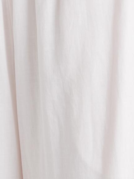 【SAKURA FAIR】ティアードロングパンツ | PWFP211377