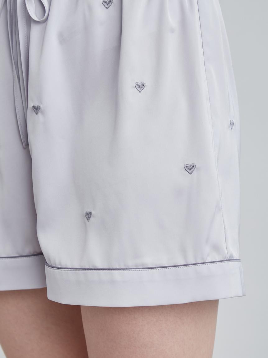 ハート刺繍ショートパンツ | PWFP214264