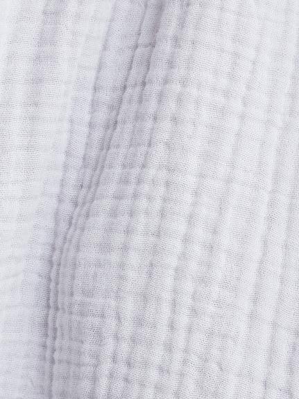 マタニティガーゼ授乳プルオーバー | PWFT211331