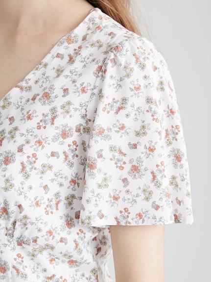 リトルフラワーシャツ | PWFT211364