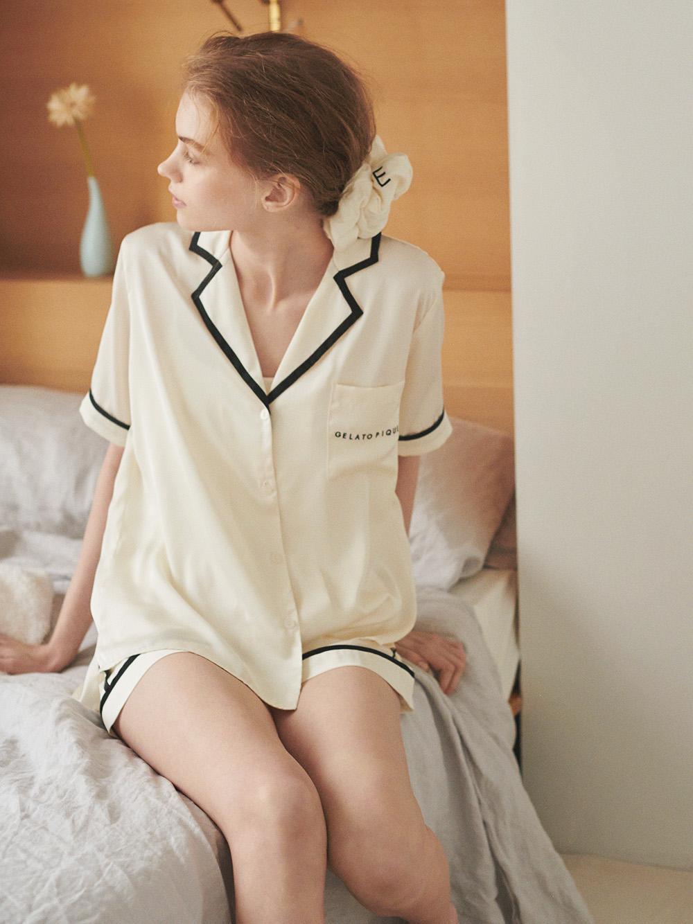 サテンラインシャツ | PWFT212245