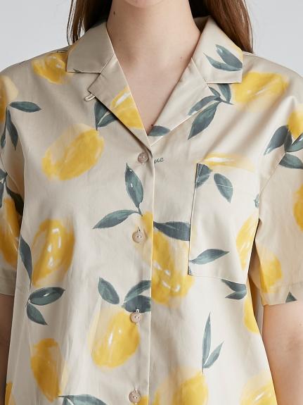 フルーツアロハモチーフシャツ   PWFT212286