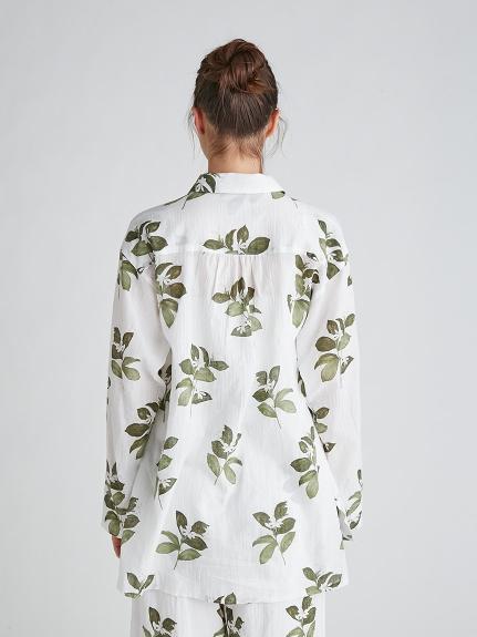 ジャスミンモチーフシャツ | PWFT212298