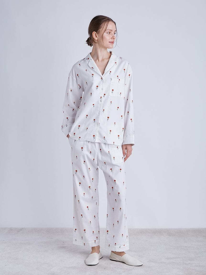 ネルモチーフモチーフシャツ   PWFT214256