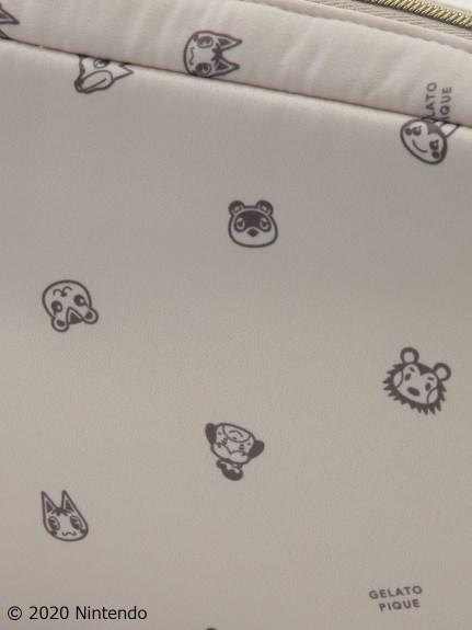 【あつまれ どうぶつの森】キャラクター柄ポーチ   PWGB205782