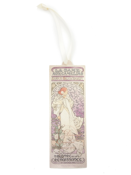 【ミュシャと椿姫】椿モチーフランジェリーケース | PWGB211574