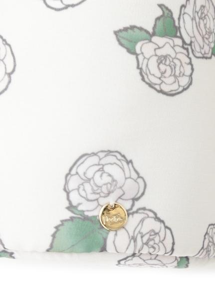【ミュシャと椿姫】椿モチーフバニティポーチ | PWGB211575