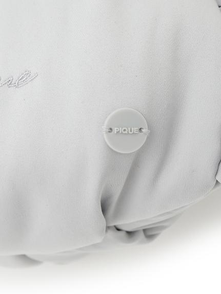【MINT collection】フリルサテンポーチ   PWGB211650