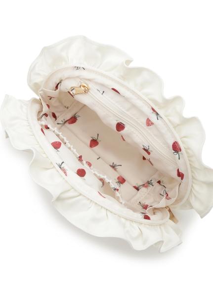ストロベリー刺繍ポーチ | PWGB211668