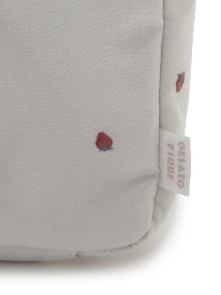 【オフィシャルオンラインストア限定】ストロベリー柄おむつポーチ | PWGB211691