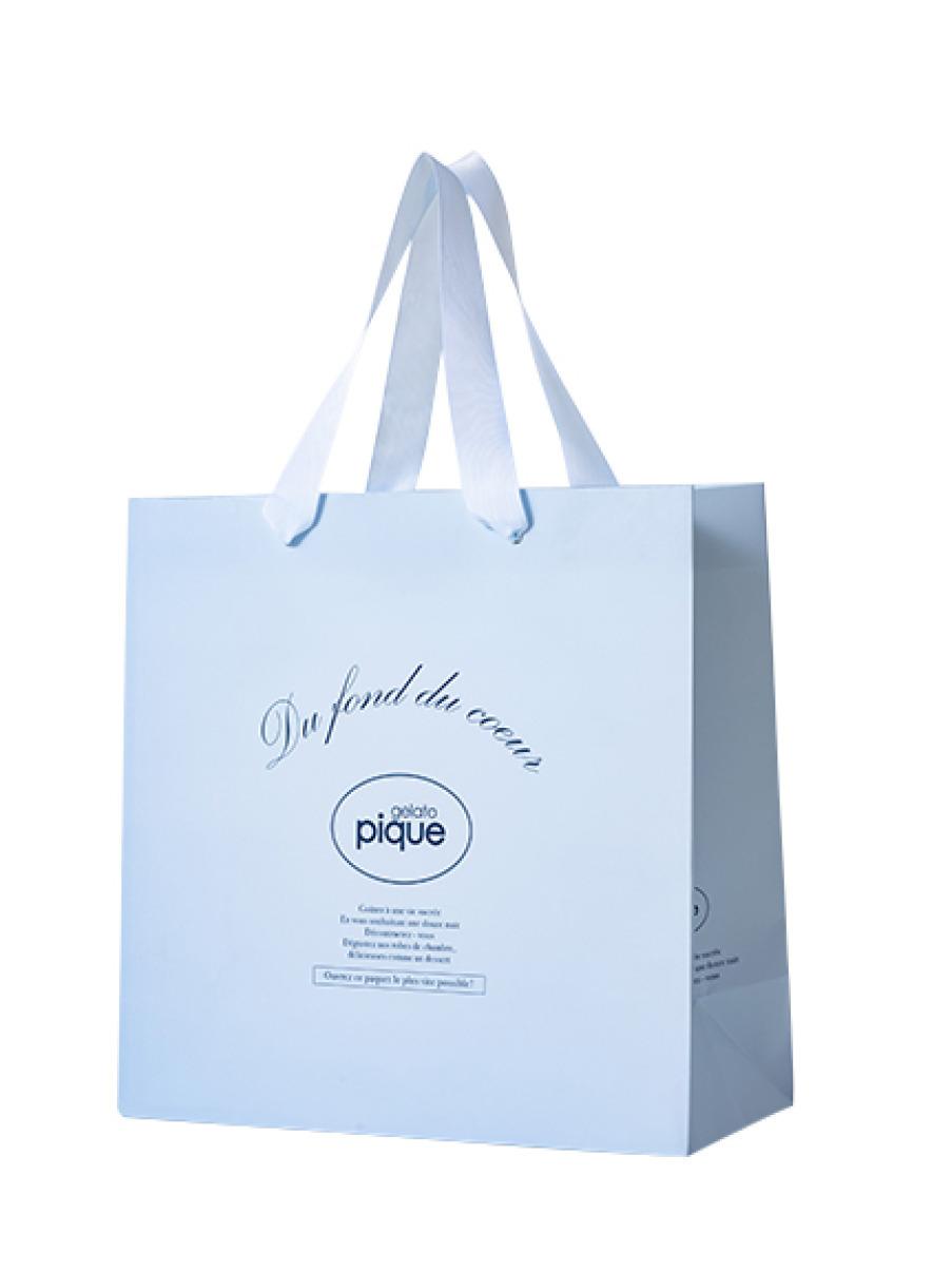 【ご自宅でラッピング】ギフト巾着(小)キット サイズ 270×370 | PWGG199055