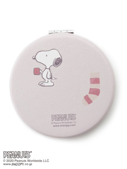 【PEANUTS】コンパクトミラー | PWGG205669