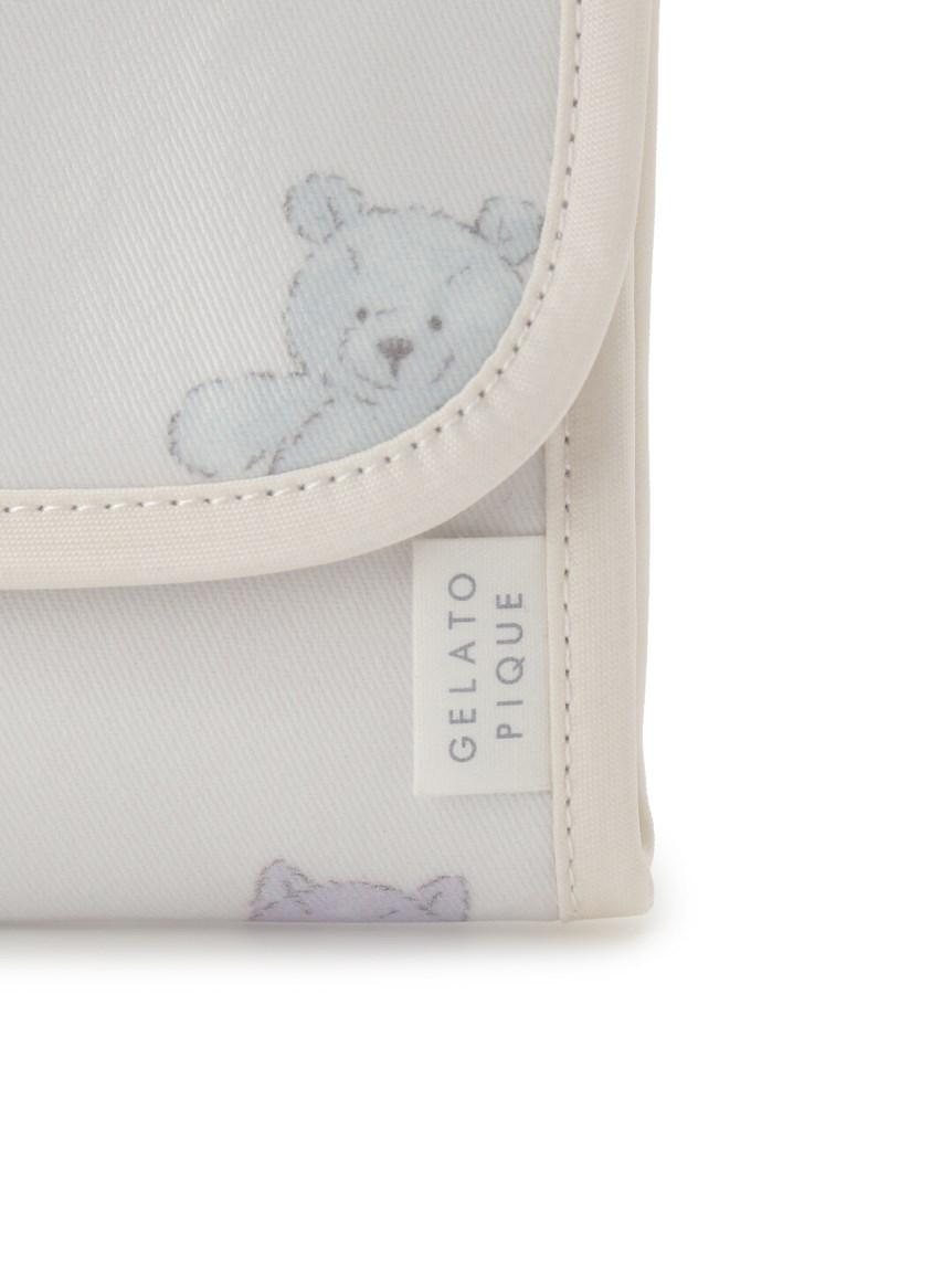 【ONLINE限定】ぬいぐるみモチーフ母子手帳ケースS   PWGG209357