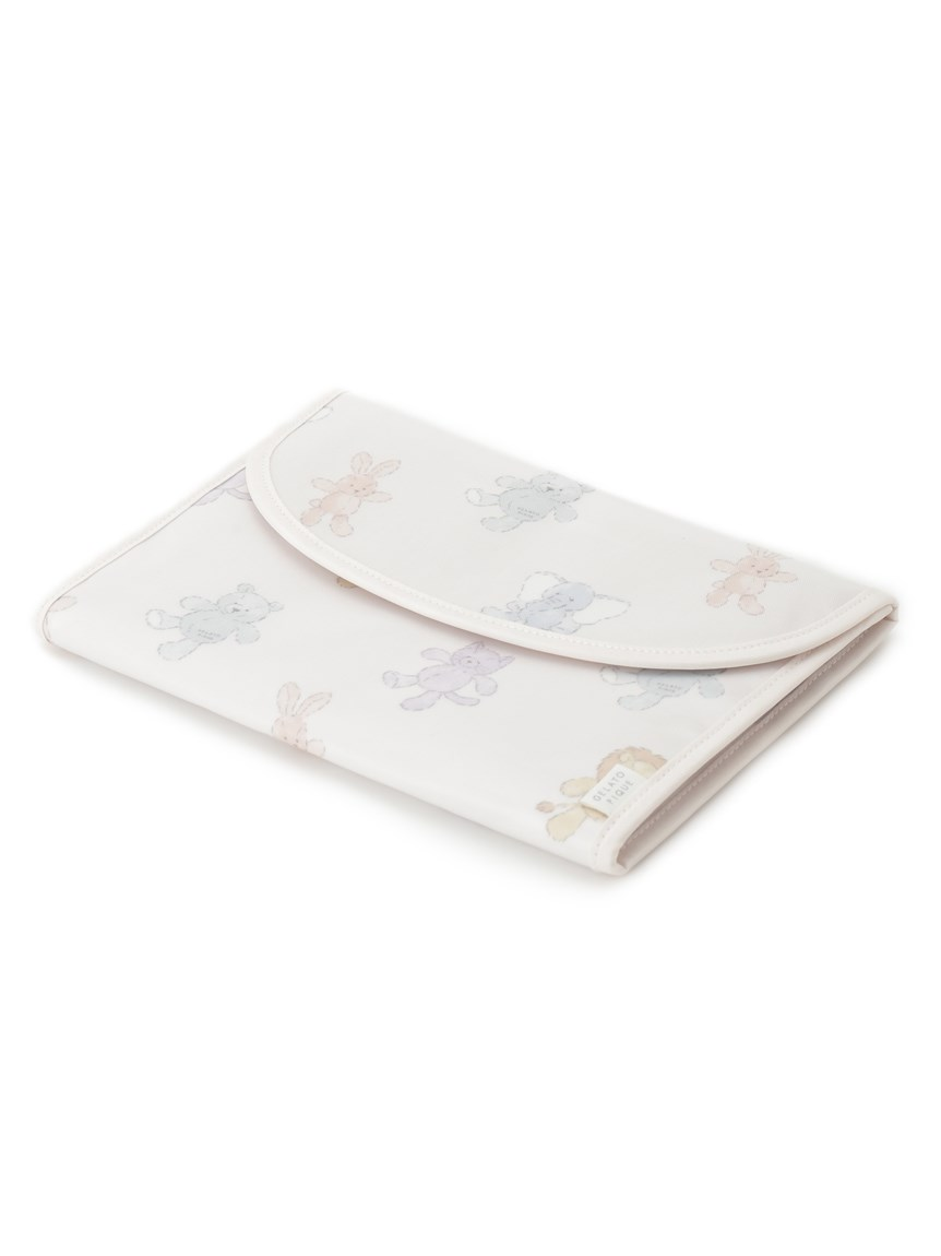 【ONLINE限定】ぬいぐるみモチーフ母子手帳ケースL | PWGG209359
