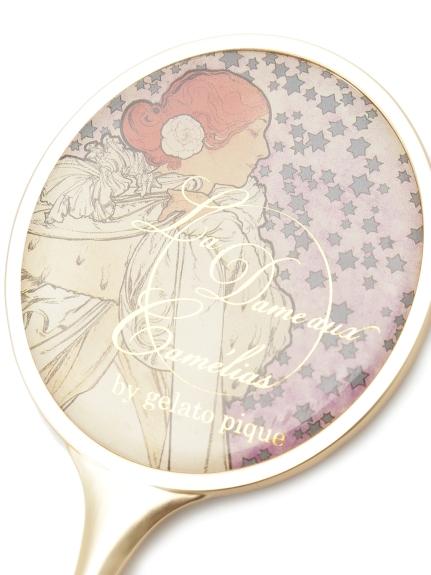 【ミュシャと椿姫】手鏡 | PWGG211586