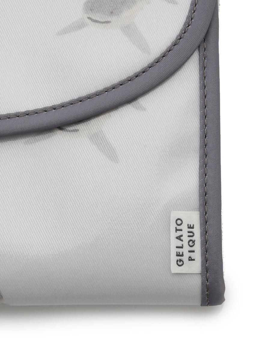 【オフィシャルオンラインストア限定】シャーク柄ジャバラ母子手帳ケース | PWGG211689
