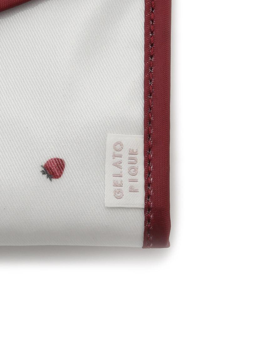 【オフィシャルオンラインストア限定】ストロベリー柄ジャバラ母子手帳ケース | PWGG211694