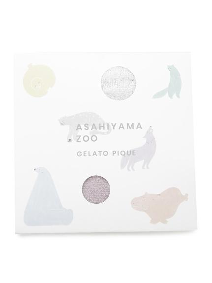 【旭山動物園】ジャガードハンドタオル   PWGG212740
