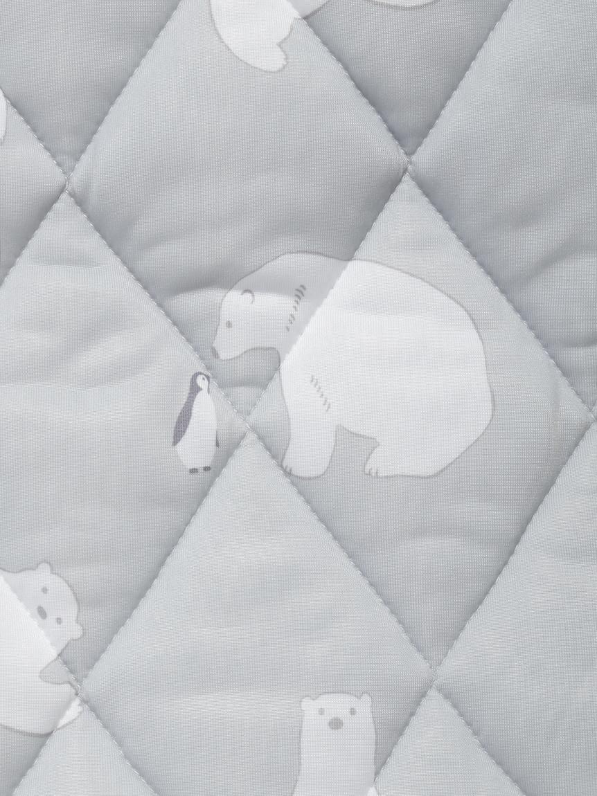 【COOL FAIR】シロクマモチーフピローカバー | PWGG212754