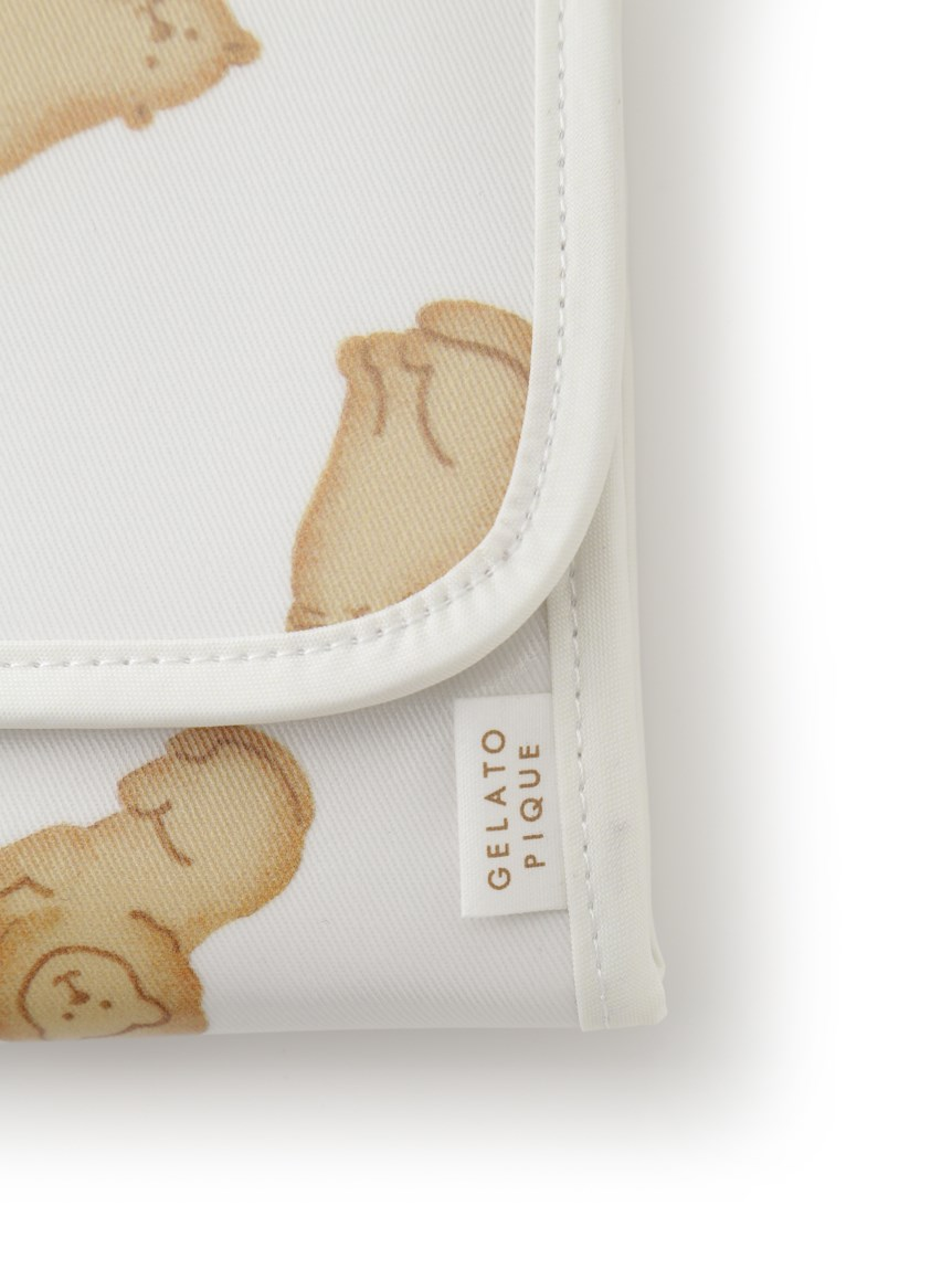 クッキーアニマル母子手帳ケースジャバラS | PWGG214675