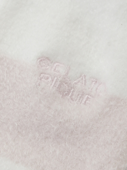 【ラッピング】スムーズィー4ボーダーヘアバンド&ソックスSET | PWGG219113