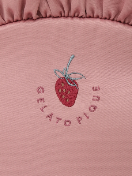 【ラッピング】ストロベリー刺繍ポーチ&ハンドクリームSET | PWGG219130