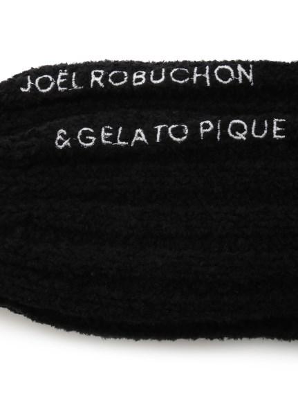 【Joel Robuchon & gelato pique】'スフレ'リブソックス | PWGS205561